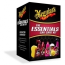 Meguiar's Essentials Car Care Kit